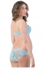 NdA103314 Бюстгальтер для беременных Stella голубой