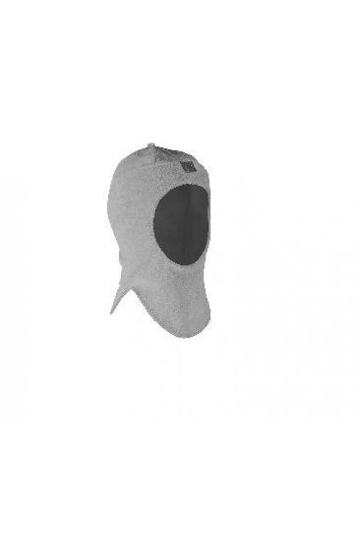 ФЛ 80005/19 ГР Шапка шлем для мальчика светло серый