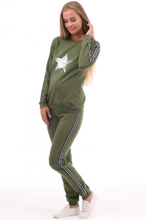 1-127505К Спортивный костюм для беременных