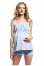 518.7415 Домашний комплект для беременной (майка+шорты)