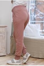 8РУ600-51134  Костюм для беременных и кормящих тёмно-розовый