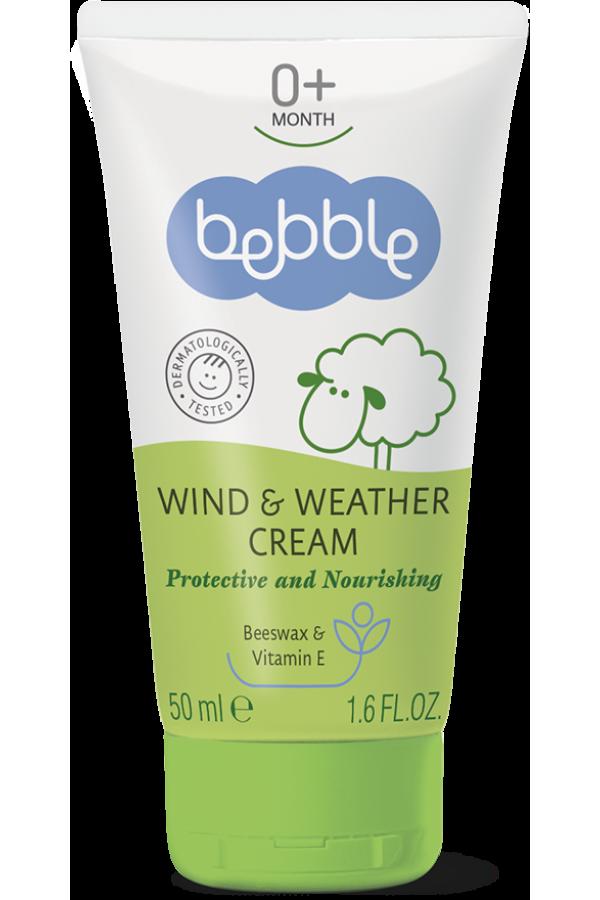 Крем от защиты от ветра и непогоды Bebble 50 мл.