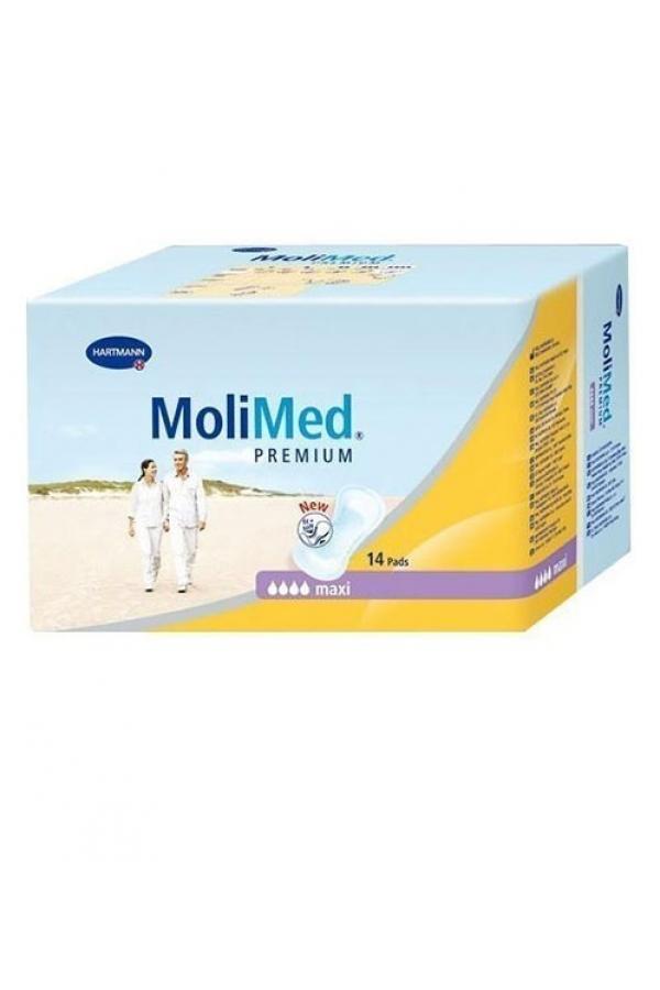 Прокладки урологические MOLIMED PREMIUM MAXI  №14