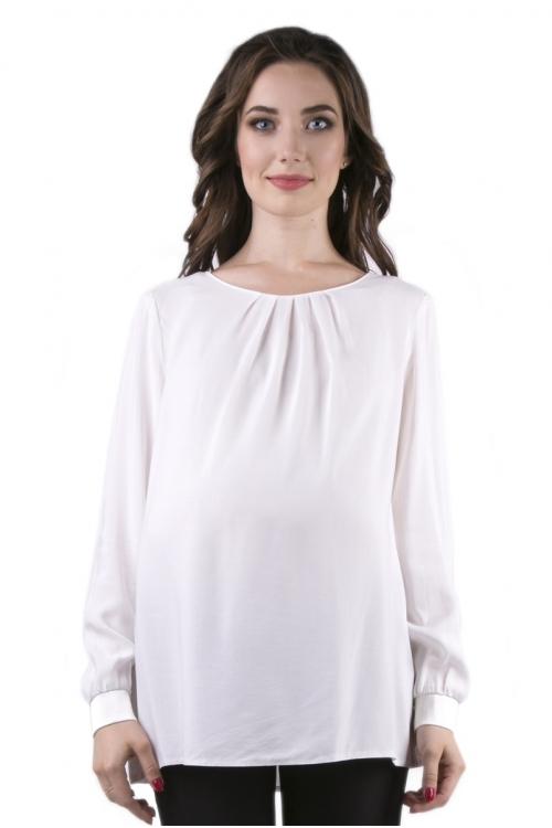 6224.4168 Утонченная вечерняя блузка прямого силуэта