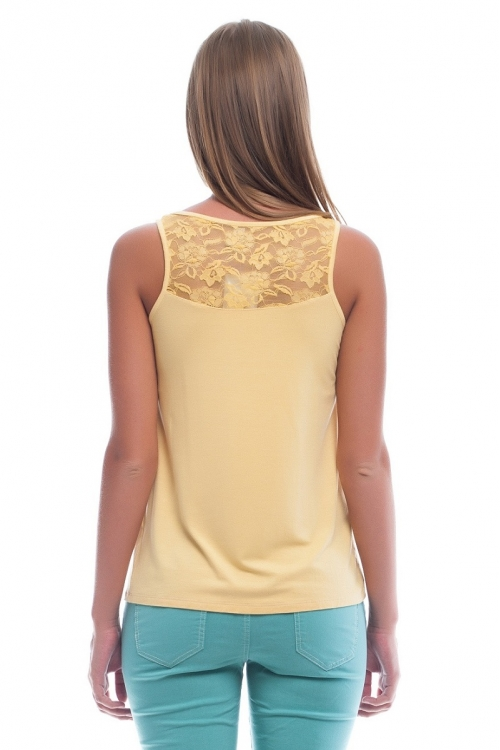 7356.3648 Блуза-трикотажная прямого силуэта