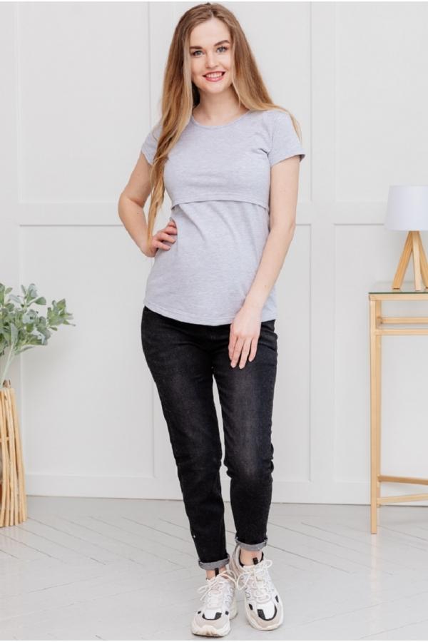 1-164505 Джинсы для беременных женщин черный
