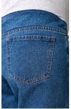 2208.0038.С Брюки джинсовые прямого силуэта бойфренд
