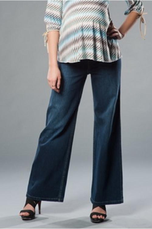 2444.9225 Брюки джинсовые  синий