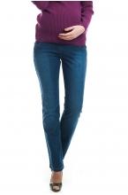 2476.9027 Брюки джинсовые прямого силуэта синий