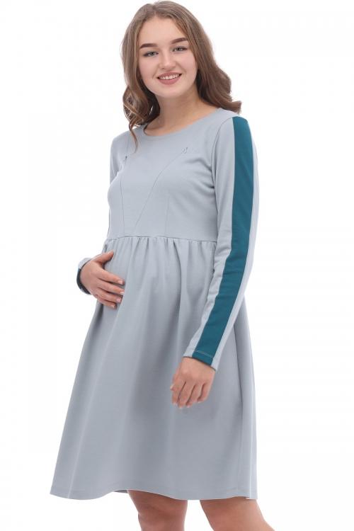 2-НМ 56011 Платье для беременных и кормящих женщин