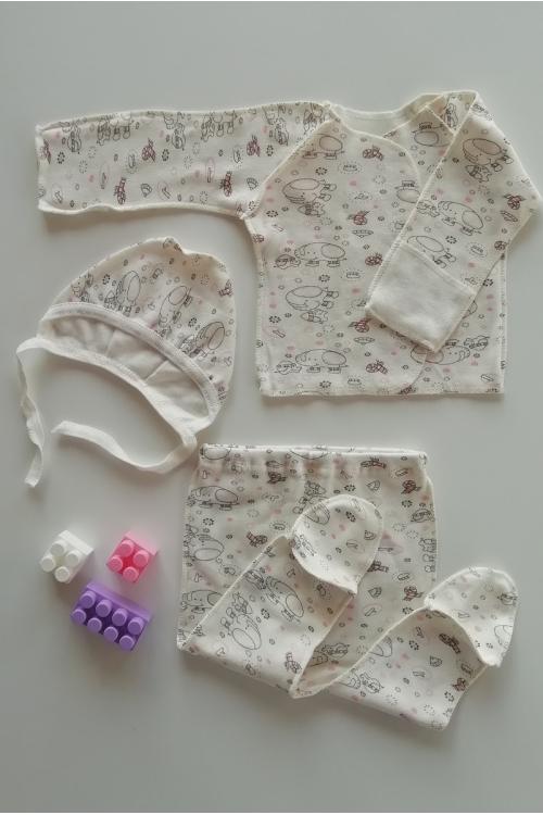 КДС 1/1 Комплект детский стерильный из 3-ёх предметов