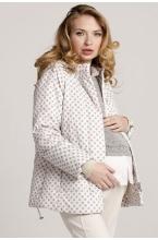 Куртка ROMANA с трикотажными манжетами и капюшоном